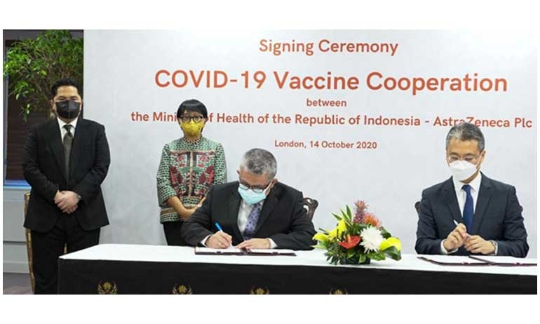 Indonesia's 'socio-nationalism' finds relevance in global vaccine diplomacy