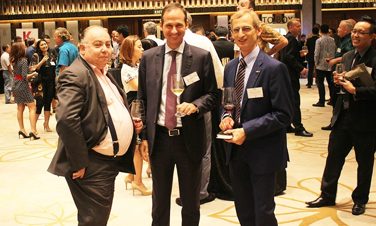 AmCham-IABC-IBAI-IACC Joint Chambers Business Networking