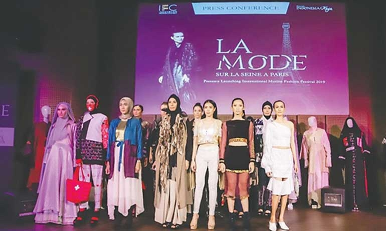 Indonesian Fashion at the World Fashion Vortex