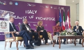 Commemorating 70 Years of Relations between Indonesia and Italy through Exhibition