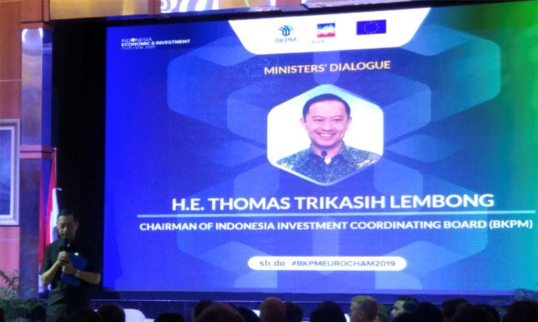 Indonesia is attractive investment destination for European companies