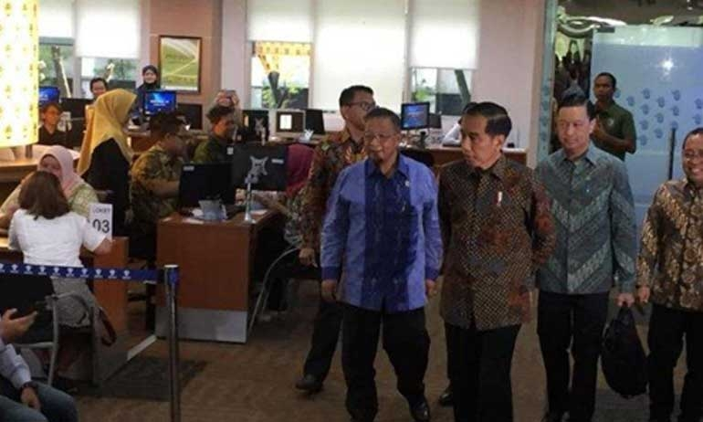 Reviewing BKPM, Jokowi Stated the Business Licensing Process is Fast Already
