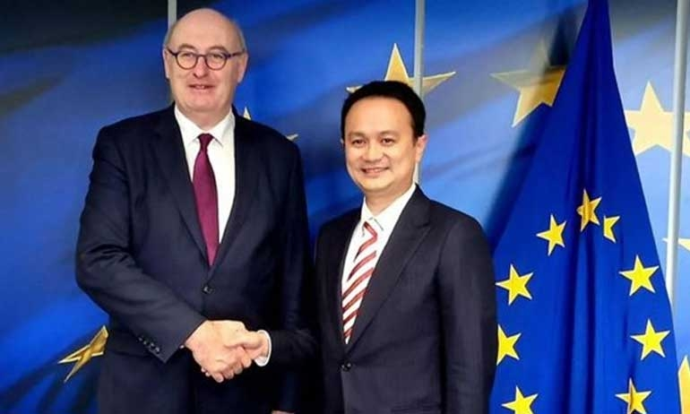 Indonesia, EU strive to complete negotiations on economic deal in 2020