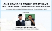 Our Covid-19 Story: West Java