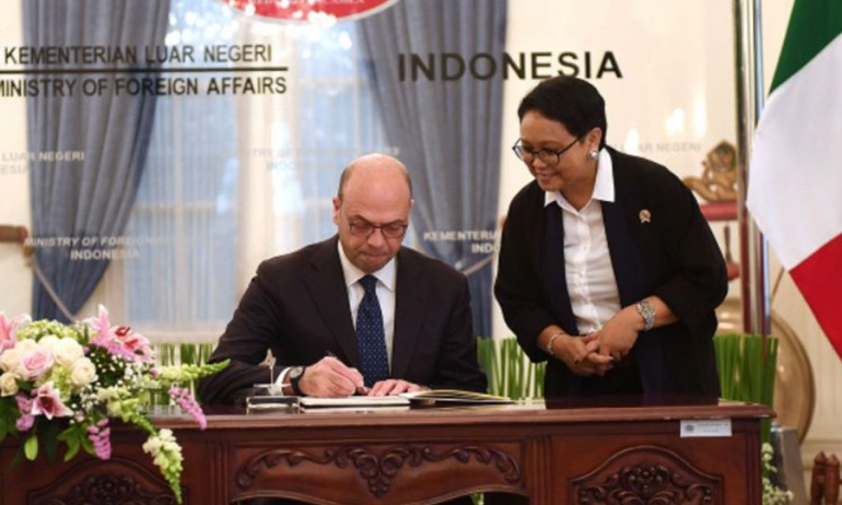 Approaching 70 Years Indonesia – Italy Diplomatic Relations: Strengthening MSMEs and Creative Economy Cooperation