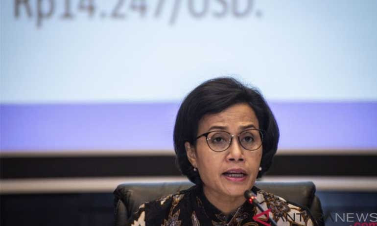 IMF's call for debt cut not addressed to Indonesia: Finance Minister