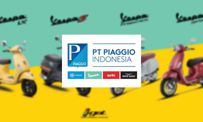 PT Piaggio Indonesia Expands its Dealership Network to Bandar Lampung