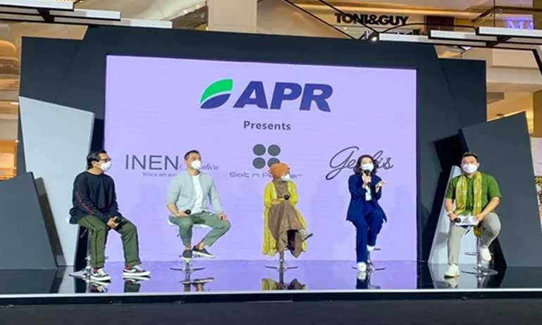 APR partners with domestic brands to build Everything Indonesia spirit